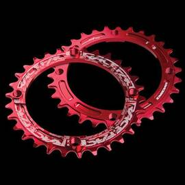 WIDE NARROW SINGLE RING チェーンリング 9/10/11s用 PCD:104mm 歯数:30T
