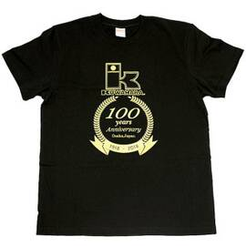 100 years anniversary T-shirts (100周年記念Tシャツ)