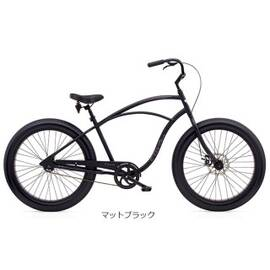 Electra Cruiser Lux Fat tire 1 Mens 26インチ 変速なし ファットバイク ビーチクルーザー