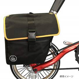 CARRIER PANNIER BAG(キャリア パニア バッグ) 左右セット