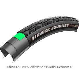 K1129 KWICK JOURNEY 26X1.75 SRC KS+ ワイヤービード